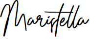 Preview image for Maristella Font