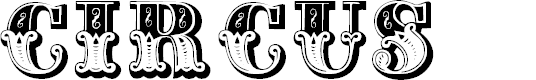 Preview image for Circus Font