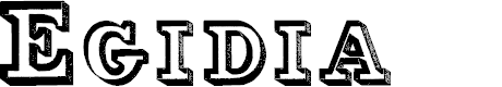 Preview image for Egidia Font