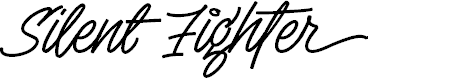 Preview image for Silent Fighter Font