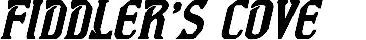 Preview image for Fiddler's Cove Bold Italic