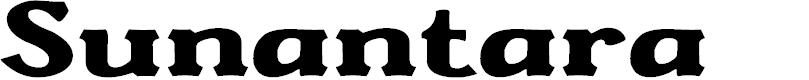 Preview image for Sunantara Font