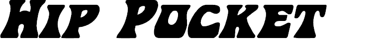 Preview image for Hip Pocket Italic
