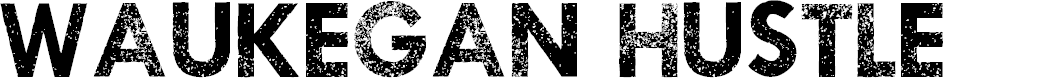 Preview image for Waukegan Hustle Regular Font