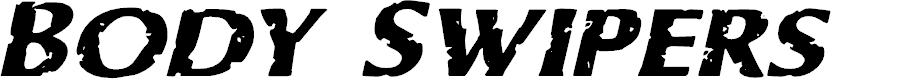 Preview image for Body Swipers Expanded Italic