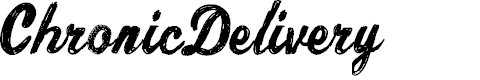 Preview image for ChronicDelivery Font