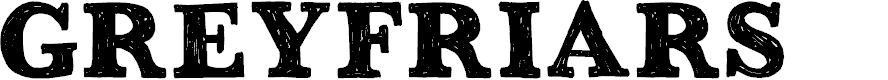 Preview image for DK Greyfriars Regular Font