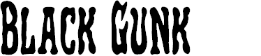 Preview image for Black Gunk Condensed