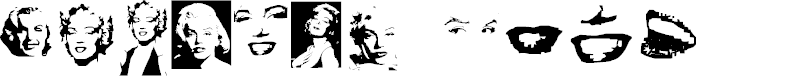 Preview image for Monroe Dingbats Font
