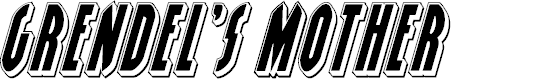Preview image for Grendel's Mother Punch Italic