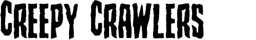 Preview image for Creepy Crawlers Staggered