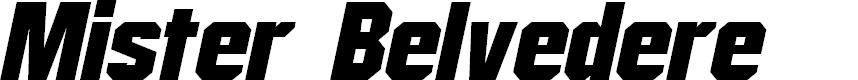 Preview image for Mister Belvedere Oblique