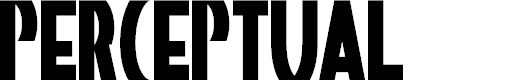 Preview image for Perceptual Font