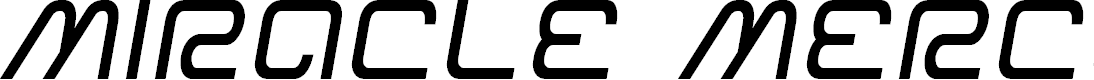 Preview image for Miracle Mercury Semi-Italic