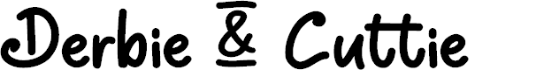 Preview image for Derbie & Cuttie Demo Font