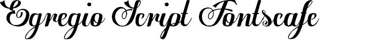 Preview image for Egregio Script_demo