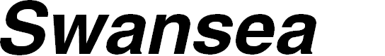 Preview image for Swansea Bold Italic