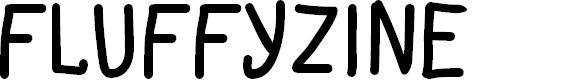 Preview image for FluffyZine Font
