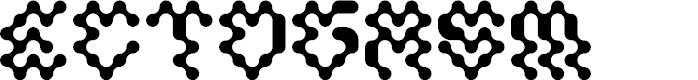 Preview image for Ectogasm Regular Font