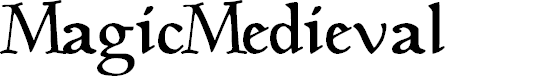 Preview image for MagicMedieval Font
