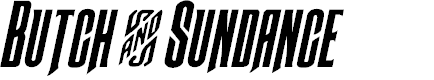 Preview image for Butch & Sundance Italic