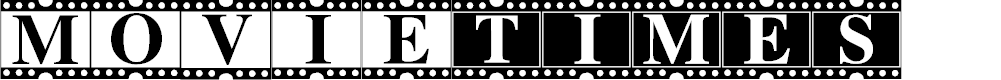 Preview image for Movie Times Font
