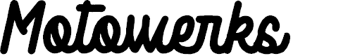 Preview image for Motowerks Font