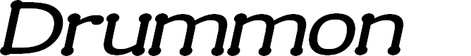 Preview image for Drummon Italic