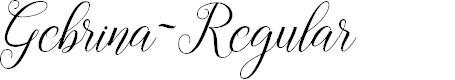 Preview image for Gebrina-Regular