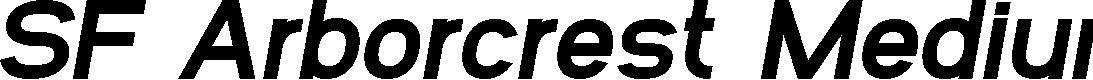 Preview image for SF Arborcrest Heavy Oblique
