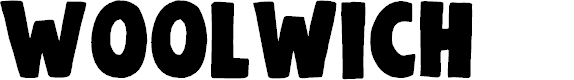 Preview image for DK Woolwich Regular Font