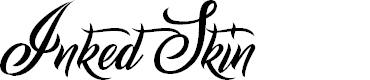 Preview image for Inked Skin Personal Use  Font
