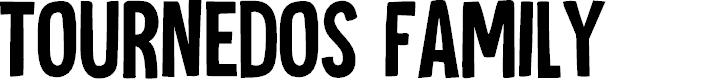 Preview image for Tournedos DEMO Regular Font