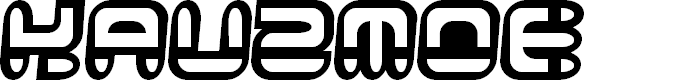 Preview image for Kauzmoe Font