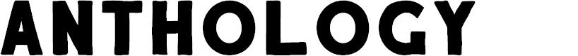 Preview image for Anthology Regular DEMO Font