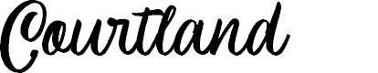 Preview image for Courtland Font
