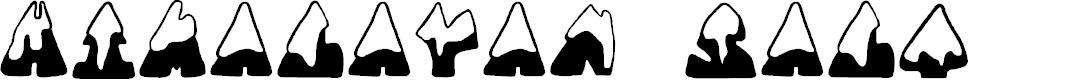 Preview image for Himalayan Salt Regular Font