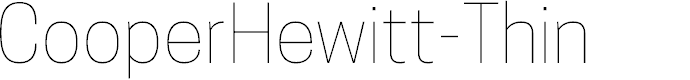 Preview image for CooperHewitt-Thin