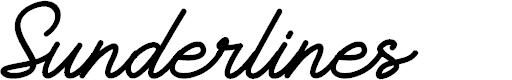 Preview image for Sunderlines Font