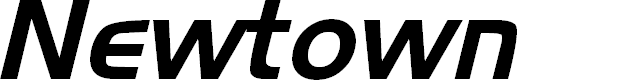 Preview image for Newtown Italic
