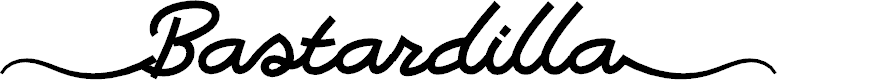 Preview image for Bastardilla Font