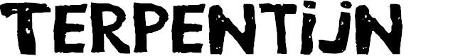 Preview image for DK Terpentijn Regular Font