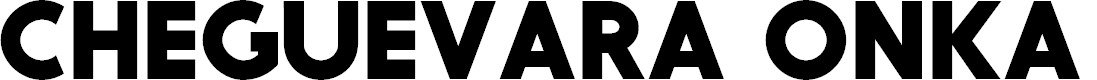 Preview image for CheGuevara ONKA Regular Font
