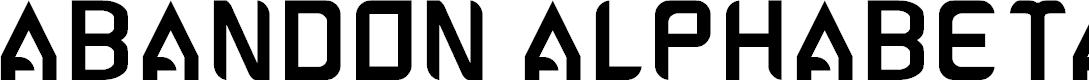 Preview image for ABANDON ALPHABETA