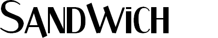 Preview image for Sandwich Font