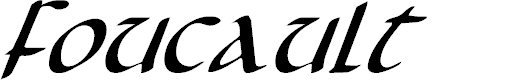 Preview image for Foucault Expanded Italic
