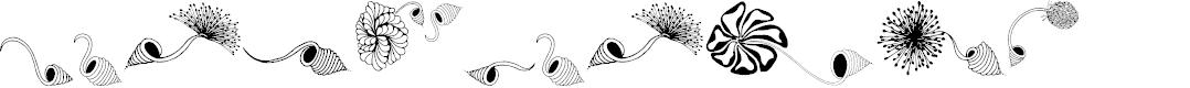 Preview image for Dingsprinkle Font