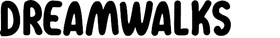 Preview image for Dreamwalks Font