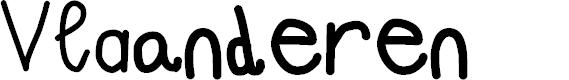 Preview image for Vlaanderen Font