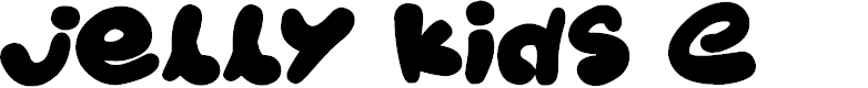 Preview image for Jelly Kids Font